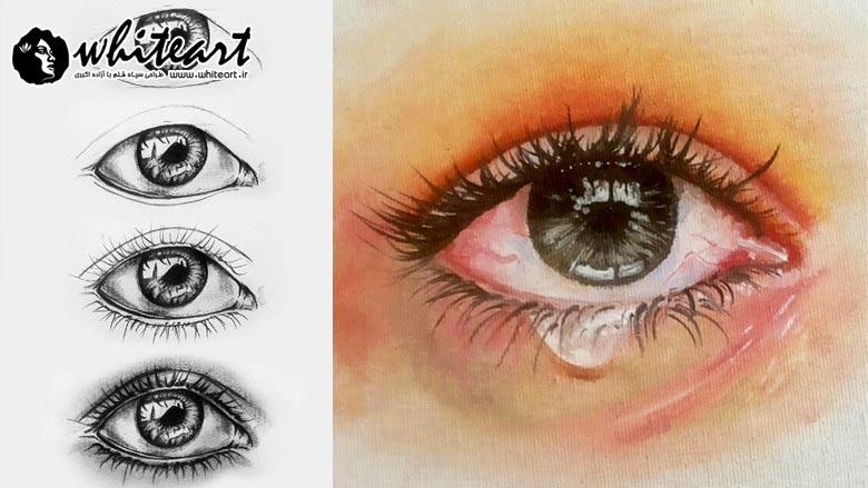 تاثیر طراحی چشم در طراحی چهره !