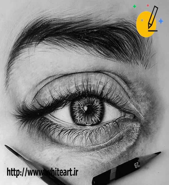 زیباترین طرح هاي نقاشی سیاه قلم