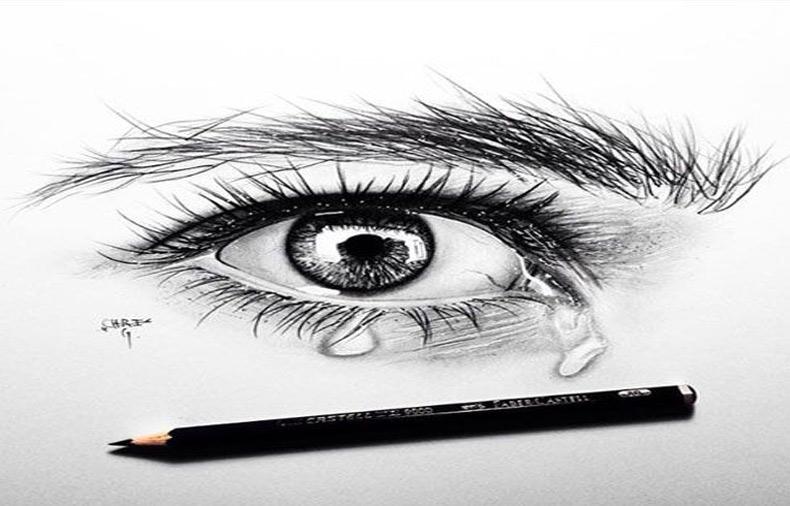 اموزش طراحی سیاه قلم