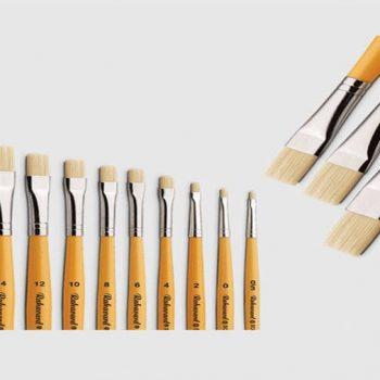 کاربرد قلم مو و نحوه استفاده از ان