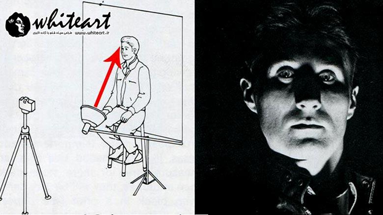 اصول نورپردازی در طراحی چهره