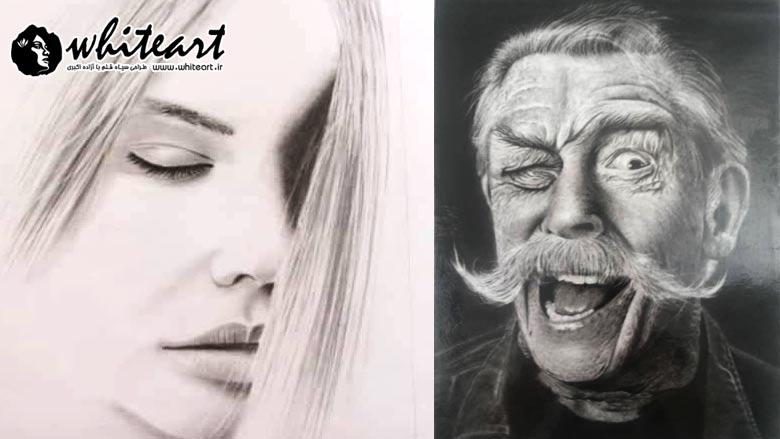 چگونه در طراحی چهره به شباهت برسیم؟