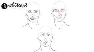 چگونه یک چهره متعجب را طراحی کنیم؟