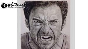 چگونه چهره عصبانی را طراحی کنیم ؟