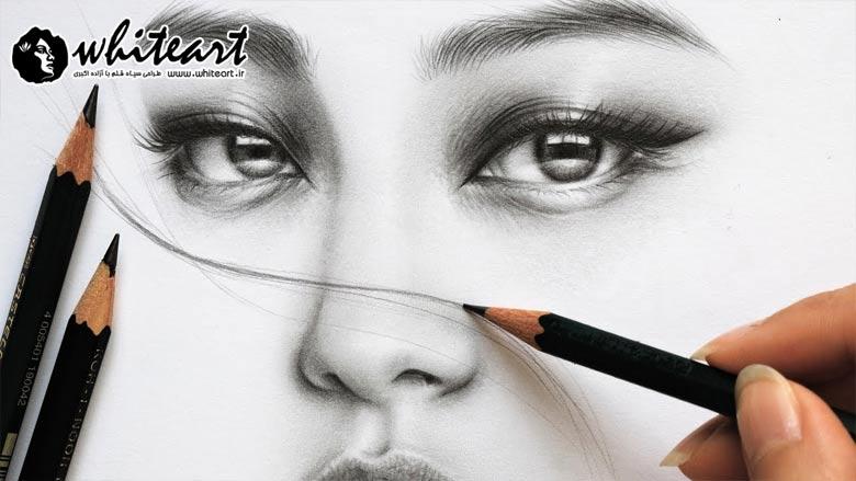 تکنیک های نقاشی چهره