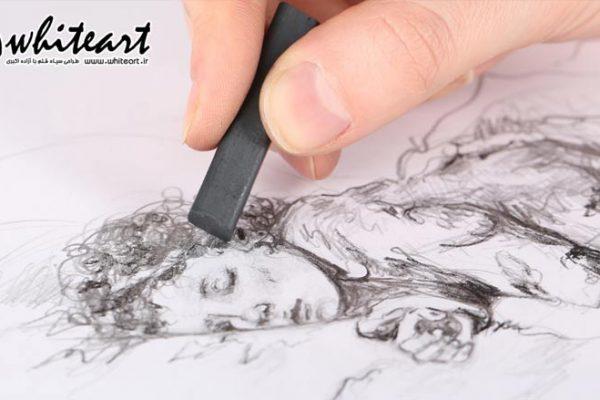 لوازم مورد نیاز برای طراحی سیاه قلم